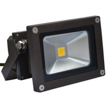 75W LED flood fixture