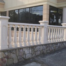 concrete baluster