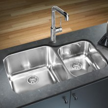 double-stainless-steel-kitchen-sink