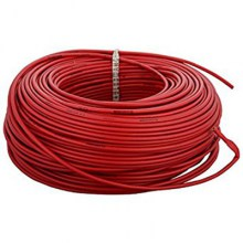 insulated PVc cable