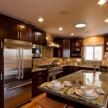 kitchen interior-decoration-